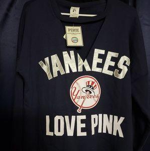 Victoria Secret NY Yankees shirt